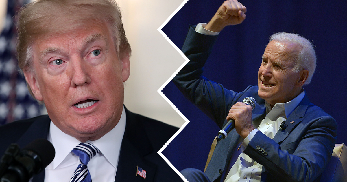 Trump Gets KO'd In Just One Tweet For Saying He Could Take Biden In A Fist Fight