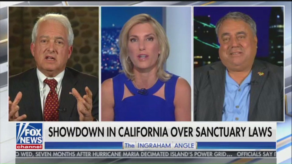 One Of Laura Ingraham's Guests Just Mocked Her For Losing All Of Her Sponsors