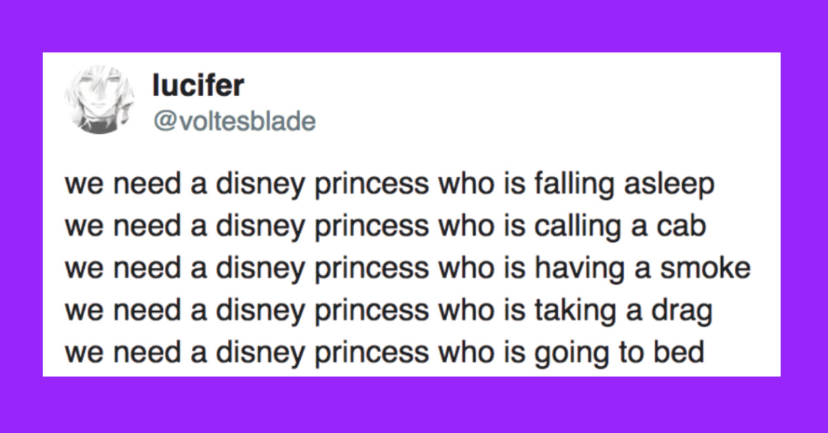 30+ Hilarious Disney Princesses The World Absolutely Needs