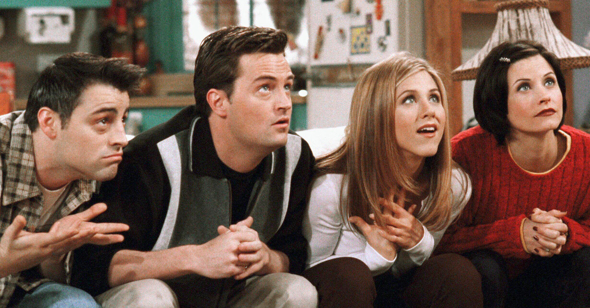 Hate To Break It To You But You've Been Singing The 'Friends' Theme Song Wrong For Years