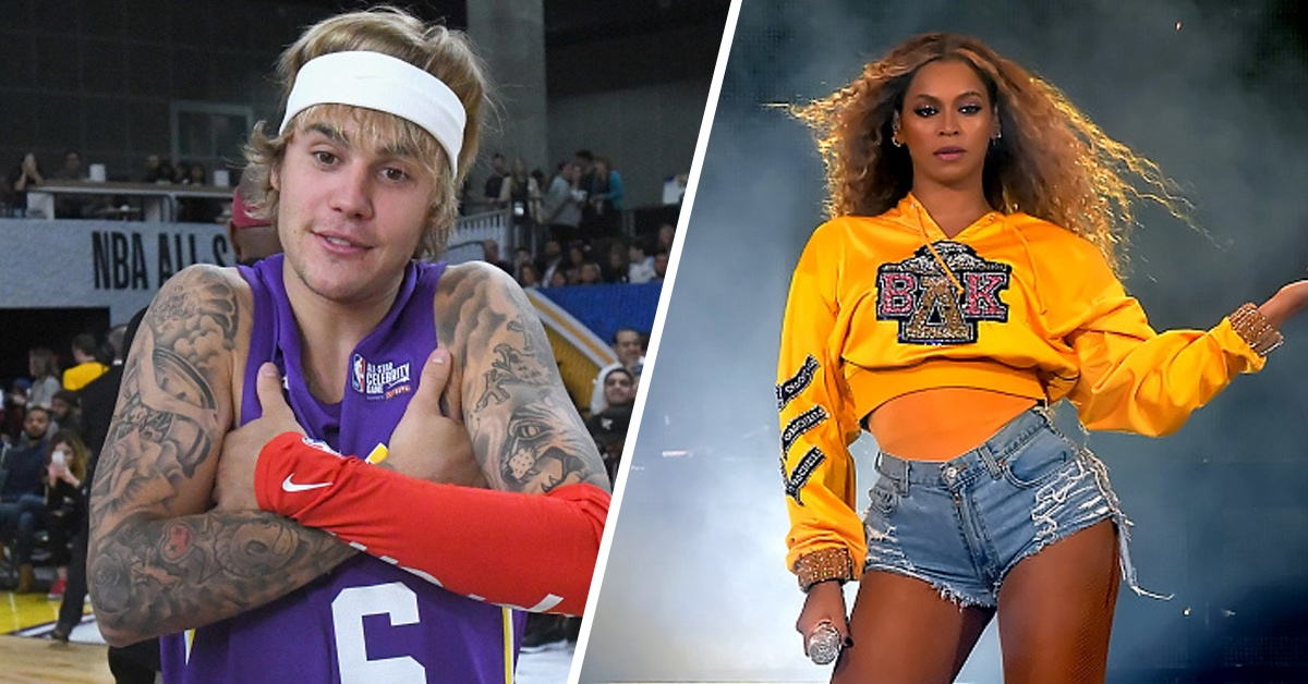 Justin Bieber Just Photoshopped His Face Onto Beyoncé's Body — And We Can't Look Away