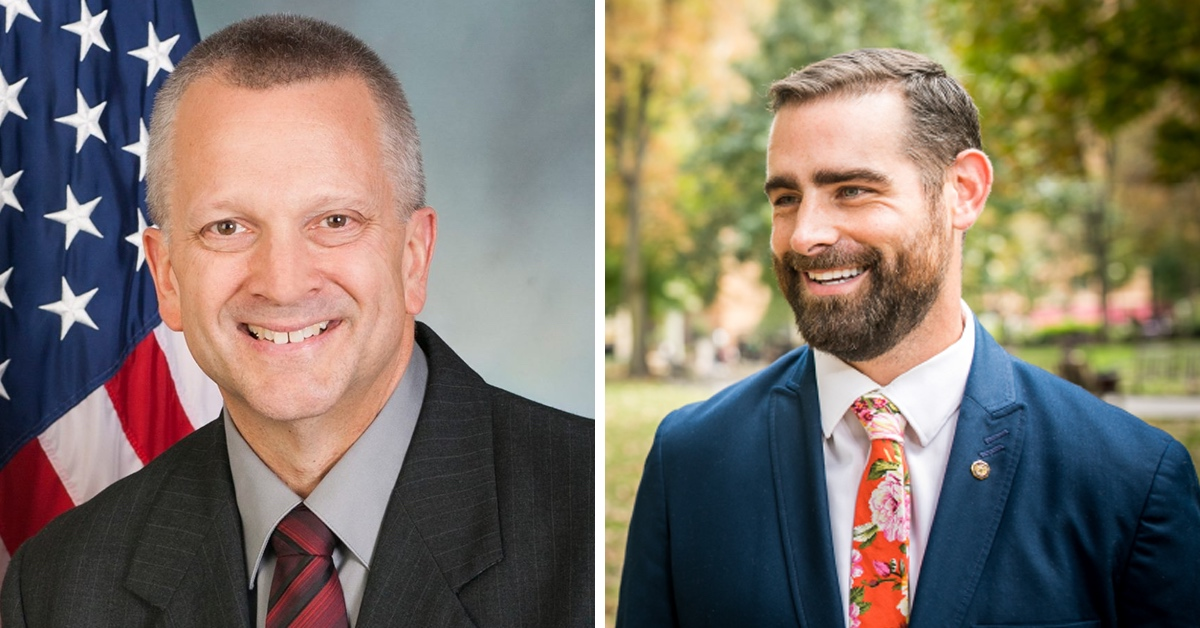 Pennsylvania Republican Blasts Congressional Colleague As A 'Lying Homosexual'