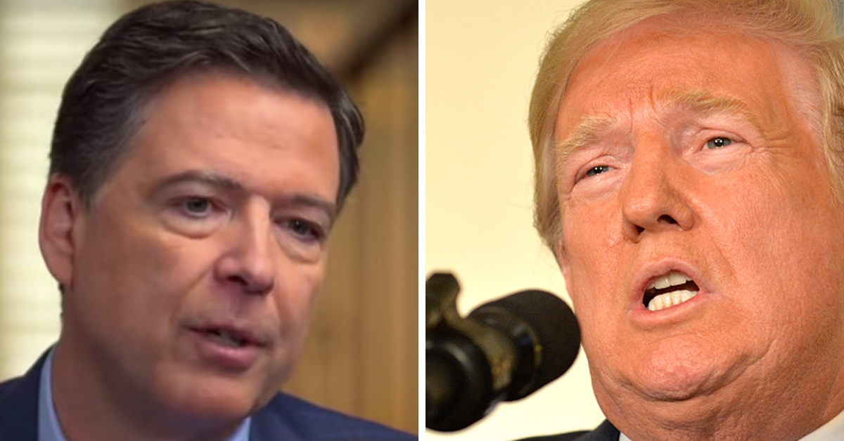 James Comey Doesn't Want Trump Impeached — And Offers A 'Strange Answer' As To Why