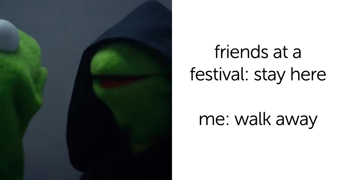 20+ Jokes About Music Festivals That Deserve A VIP Pass
