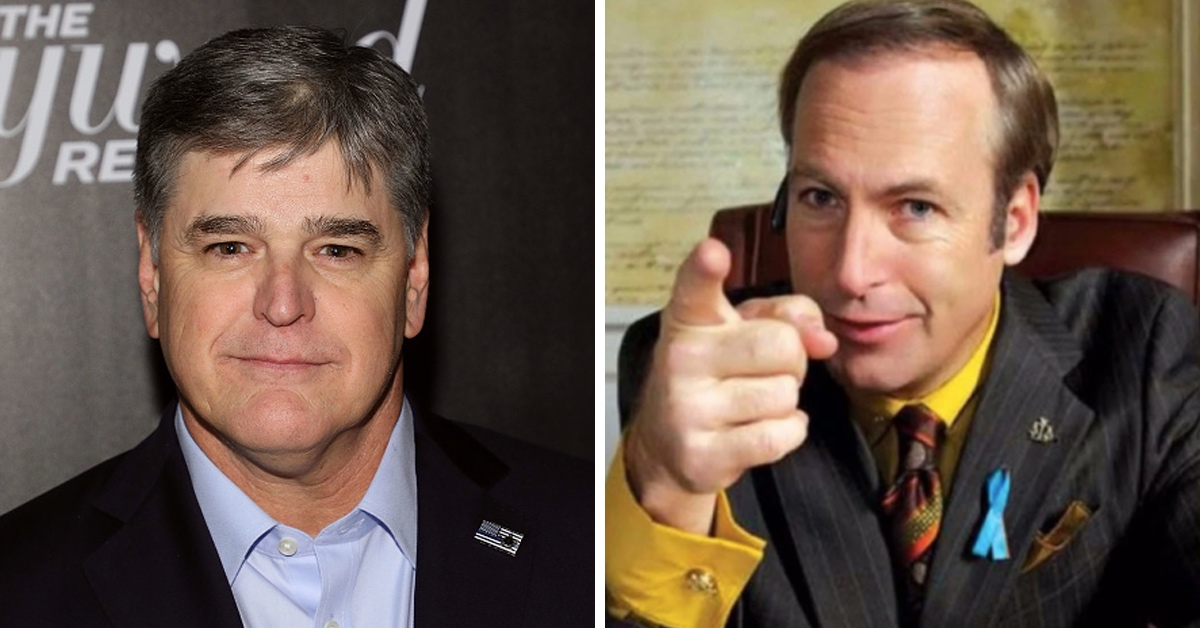 Sean Hannity Appears To Have Lifted His Legal Strategy Straight From 'Breaking Bad'