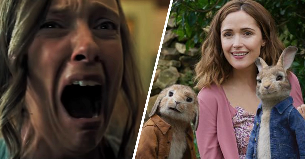 Movie Theater Accidentally Plays Trailer For Horror Film At 'Peter Rabbit' Screening