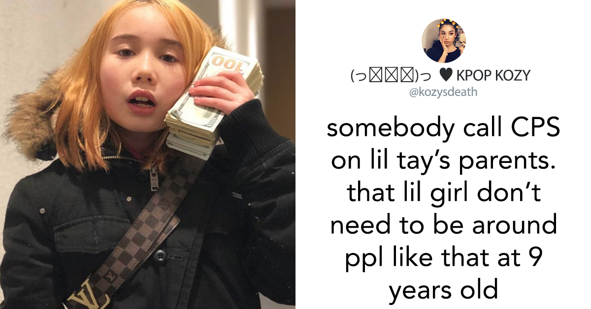 The Internet Can't Stop Asking 'Where TF Are Lil Tay's Parents?'