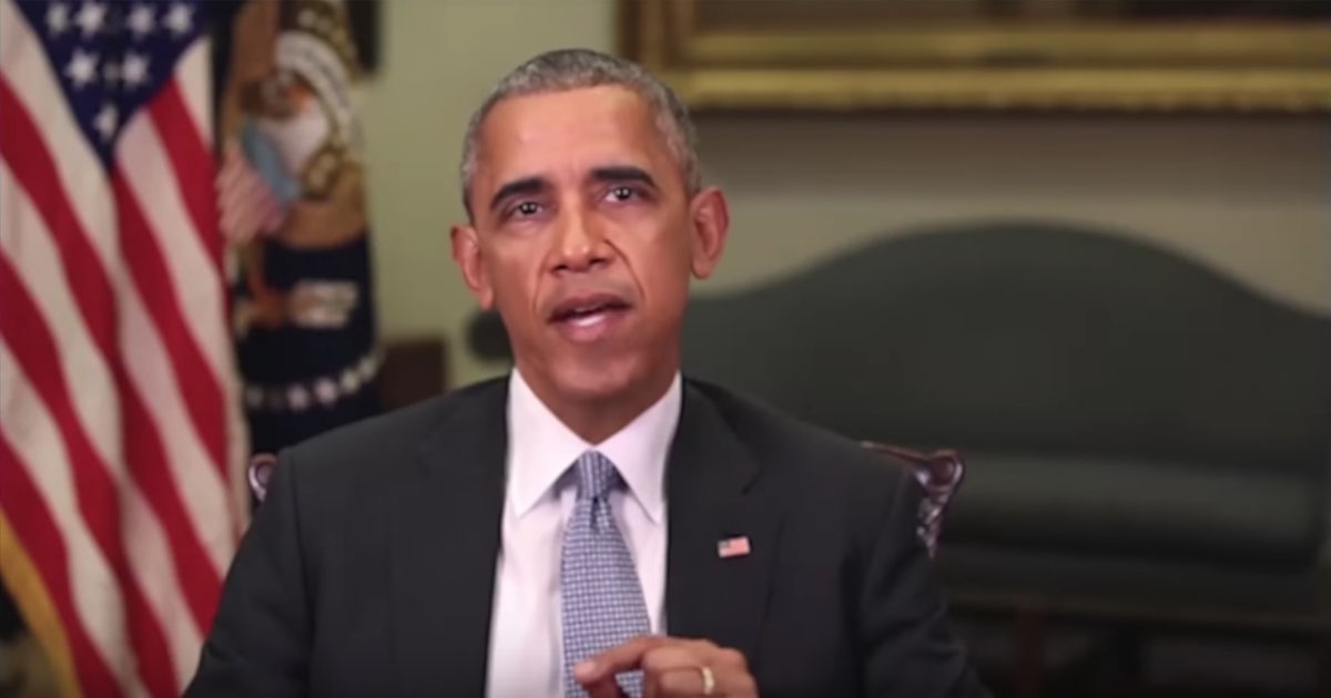 This Creepy Video Of 'Obama' Has A Funny, Chilling Twist Ending