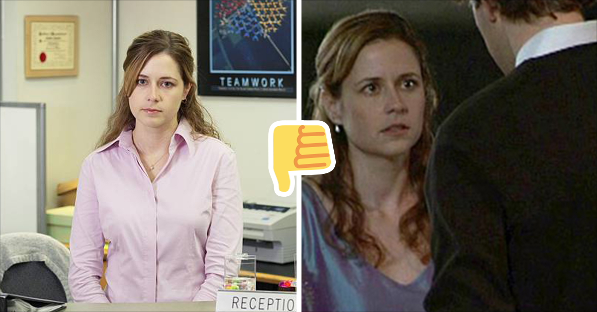 We Need To Talk About How Pam Is Actually The Worst Character On 'The Office'