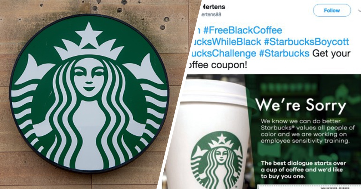 Racist Trolls Are Targeting Black People By Spreading Fake Starbucks Coupons
