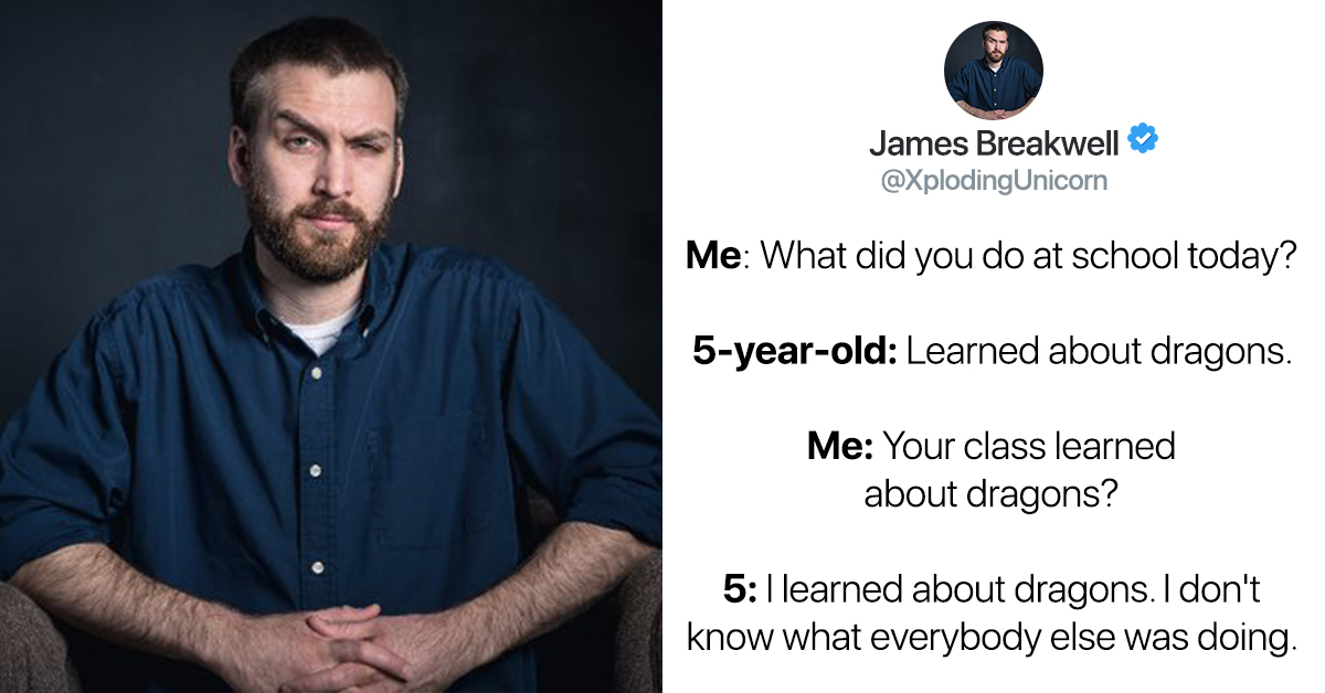 This 5-Year-Old's Hilarious Answers To Her Dad's Questions Having The Internet Howling