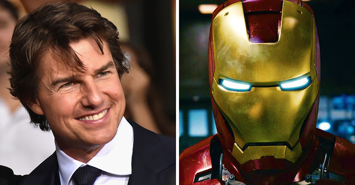 Tom Cruise Finally Addresses The Rumor That He Was Almost Picked To Play Iron Man
