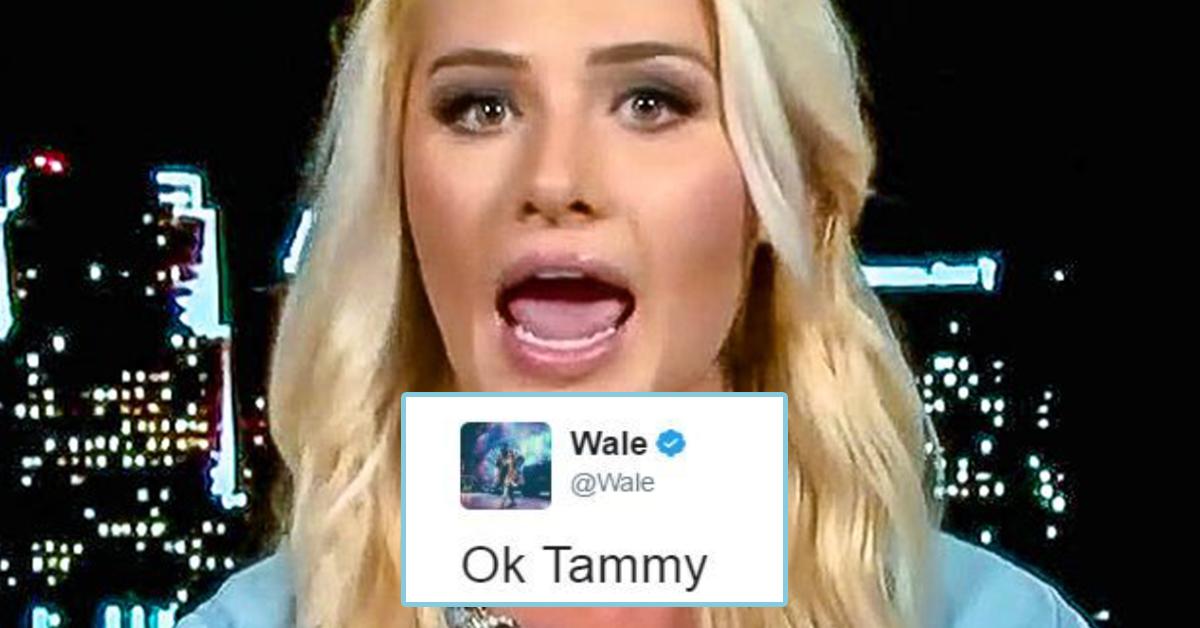 10 Times Tammy Lahren's Hot Takes Were Taken To School By Twitter