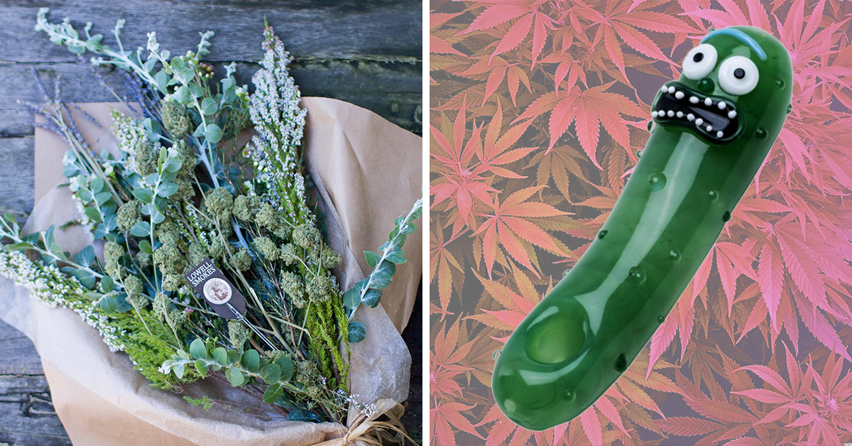 20+ Unbelievably Weird Weed Products To Help You Celebrate 4/20