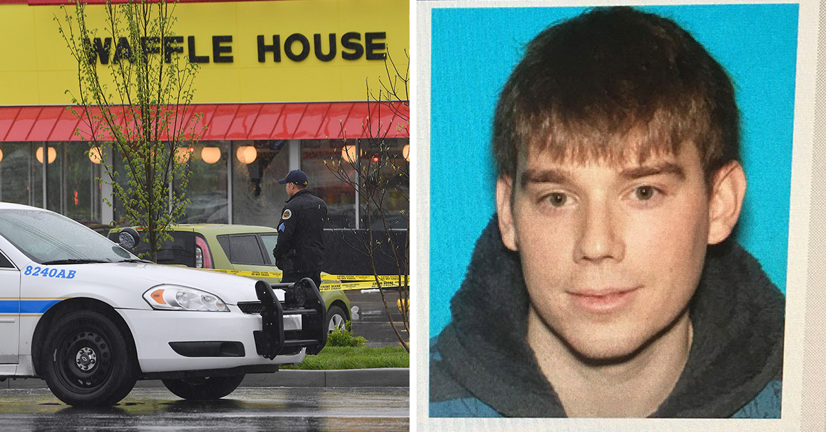 Waffle House Shooter's Dad Gave Him His Guns Back After They Were Seized By Police…Twice