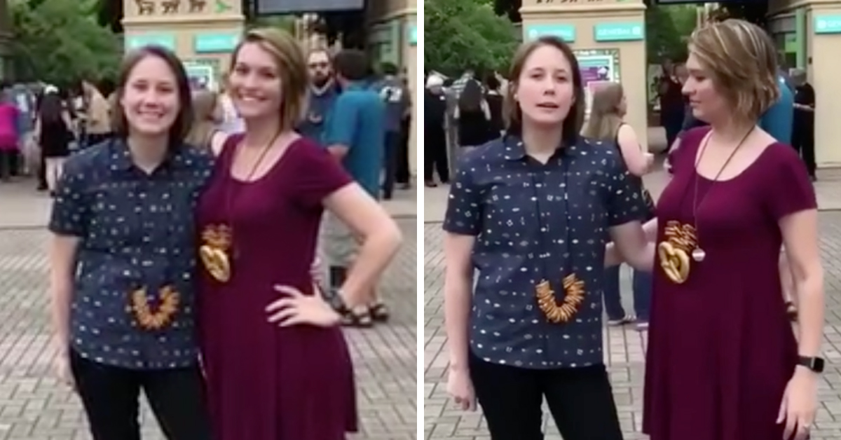 Adorable Lesbian Couple Accidentally Proposed To Each Other At The Same Time