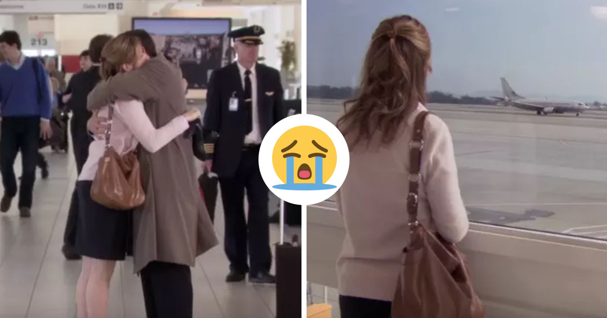 Jenna Fischer Finally Revealed What She Actually Said To Steve Carell During The Emotional Airport Scene From 'The Office'