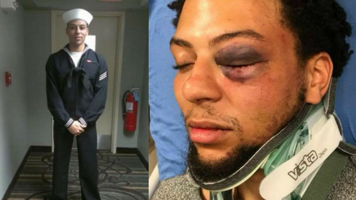 Black Navy Veteran's Account Of Getting Beat Up By Group Of White Security Guards Is Truly Awful