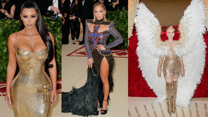 These Are All The 'Heavenly Bodies' That Graced The Met Gala Red Carpet