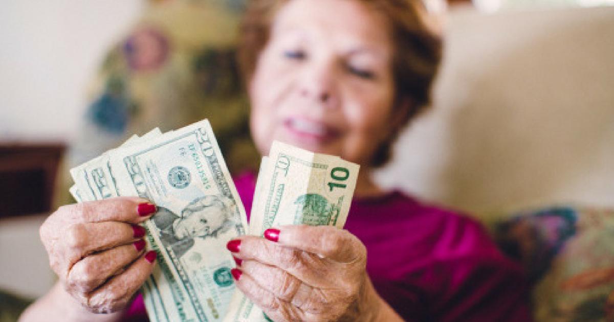 Secretary donates over $8 to college fund