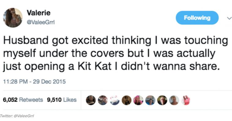21 Tweets That Hilariously Describe Happy, Romantic Relationships