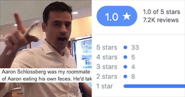 Lawyer Caught Giving Racist Tirade Just Got A Flood Of Hilarious One-Star Reviews
