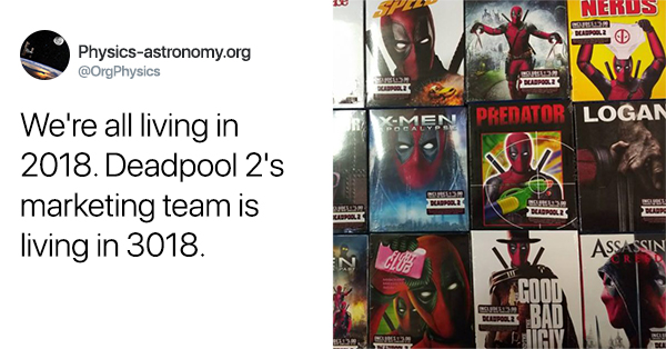 10+ Genius 'Deadpool 2' Marketing Ploys The Internet Can't Get Enough Of
