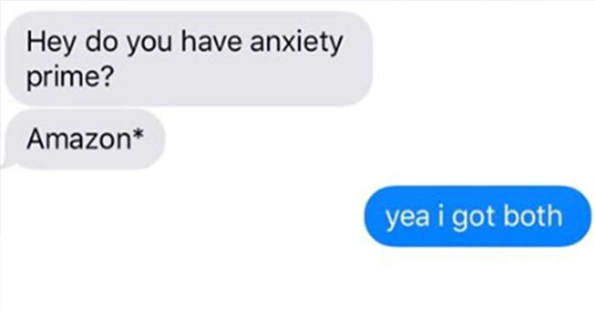 100+ Relatable Memes That'll Distract Anxious People From Overthinking For Like 3 Minutes
