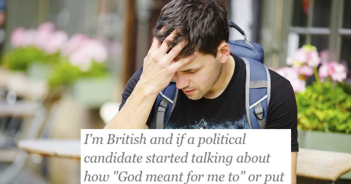 21 Things Confounded Foreigners Can't Believe Are Normal To Americans