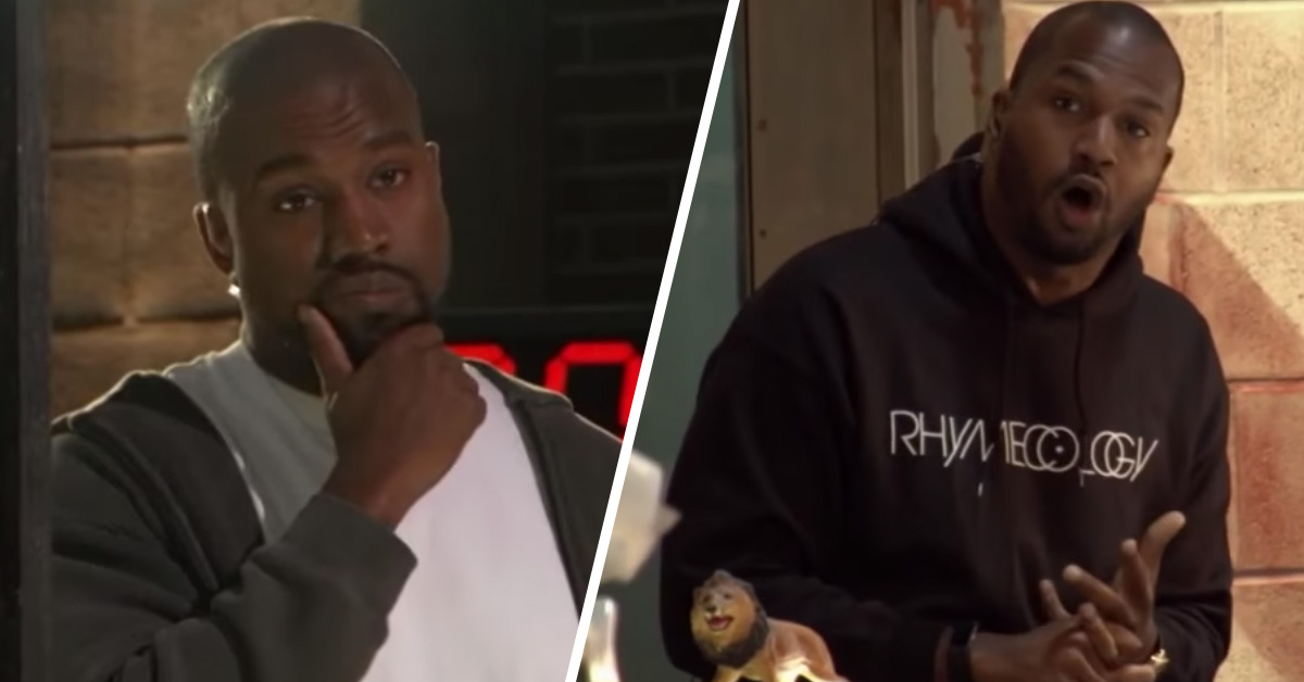 Watch Kanye Get Schooled By A TMZ Staffer After He Says Slavery Was A 'Choice'