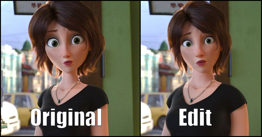 This Artist Shows You What Your Favorite Animated Characters Would Look Like IRL