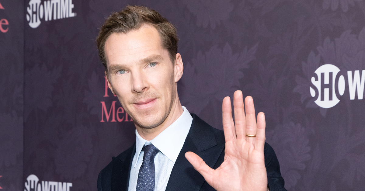 Real-Life Superhero Benedict Cumberbatch Saved A Cyclist From A Gang Of Muggers