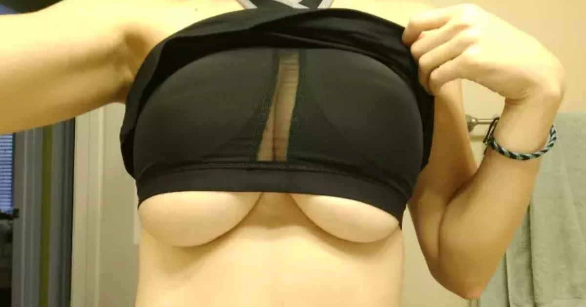 20 Things You Can't Get Away With When You Have Big Boobs